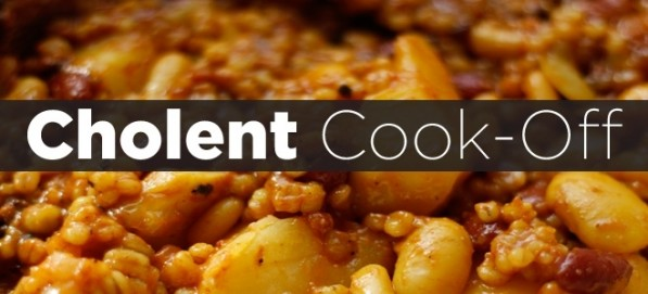 chulent cook-off